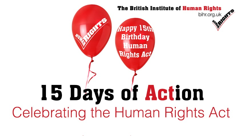 15 Day of Action