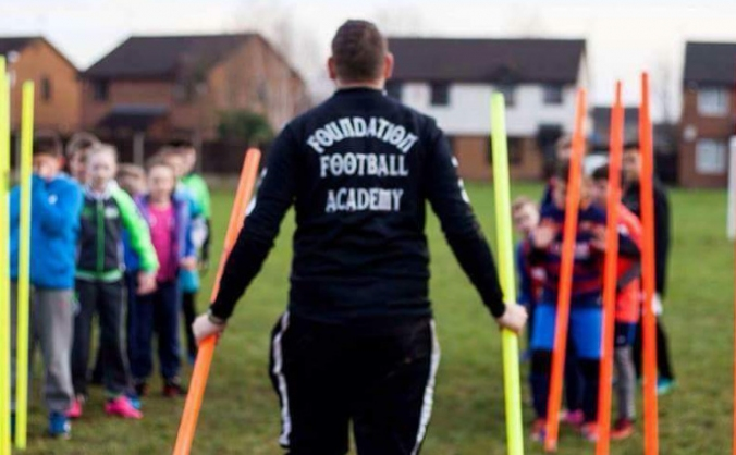 Foundation football academy image