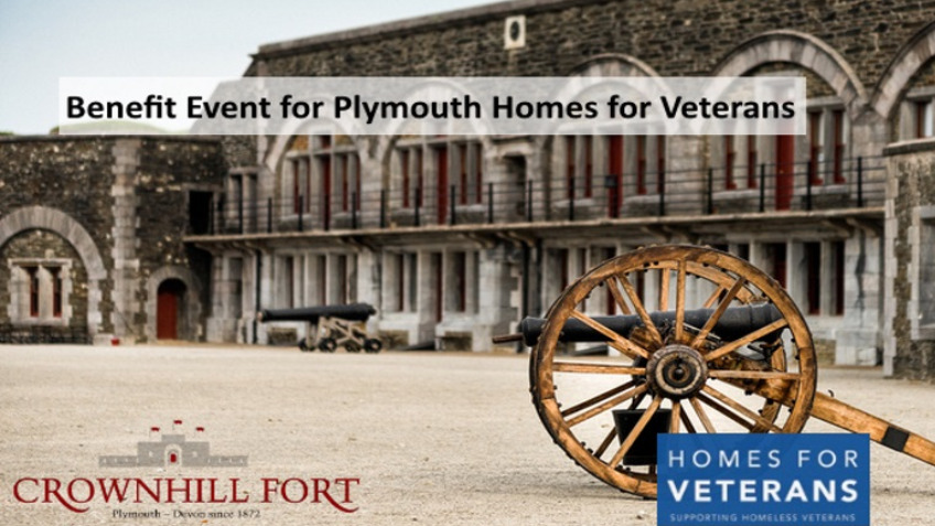 Benefit Event for Plymouth Homes for Veterans