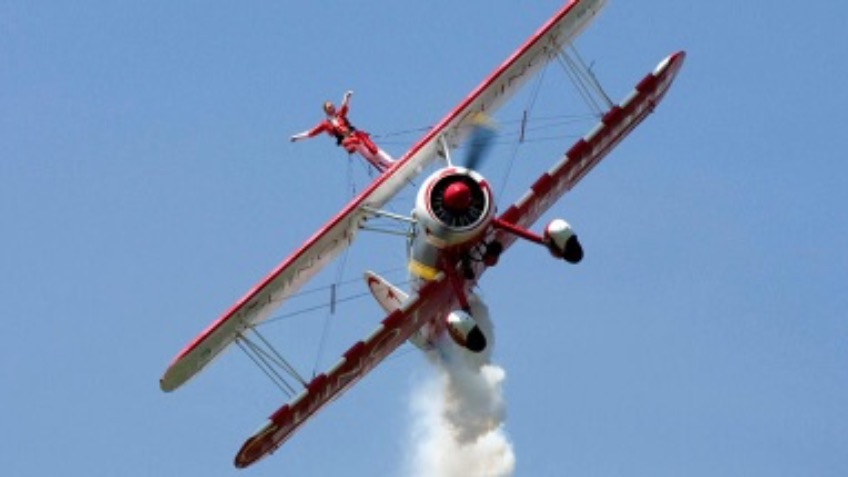 Wingwalk for Freshwinds