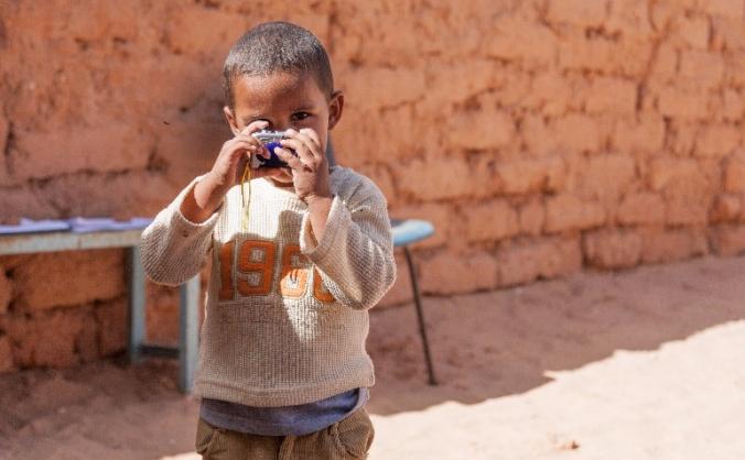 Sand&vision: olive branch saharawi refugee project image