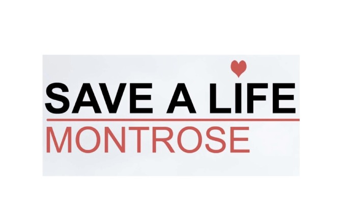 Save a life montrose image