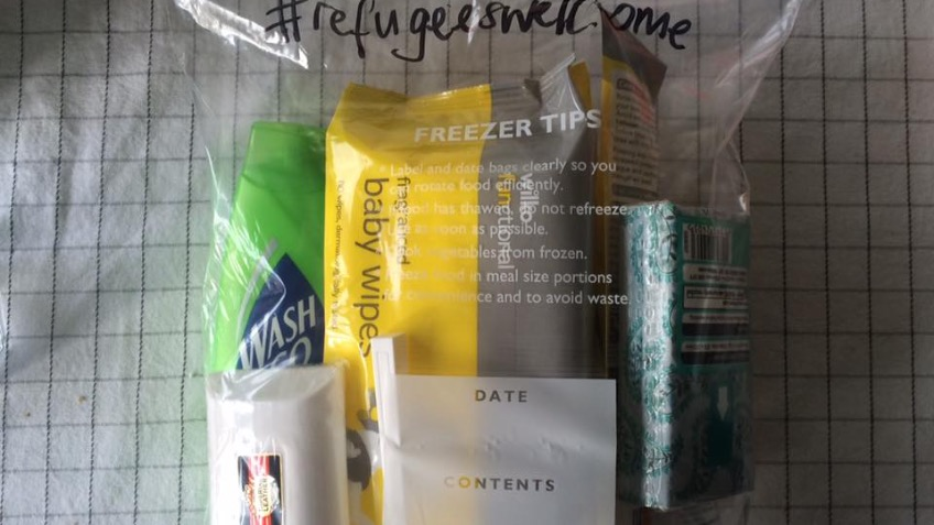 Refugees Welcome - Birmingham