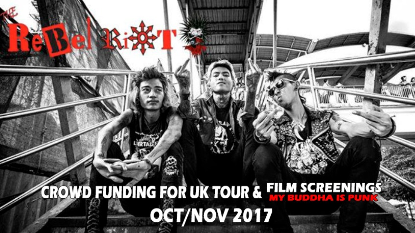 The Rebel Riot UK TOUR + Film Screenings