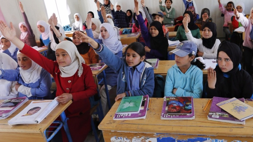 Education in Emergencies for Syrian Refugees