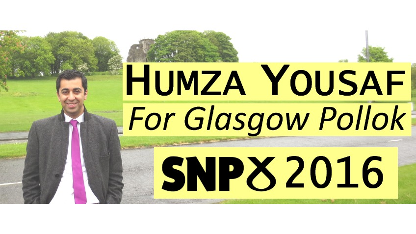 Help the SNP win Glasgow Pollok at Holyrood Step 5