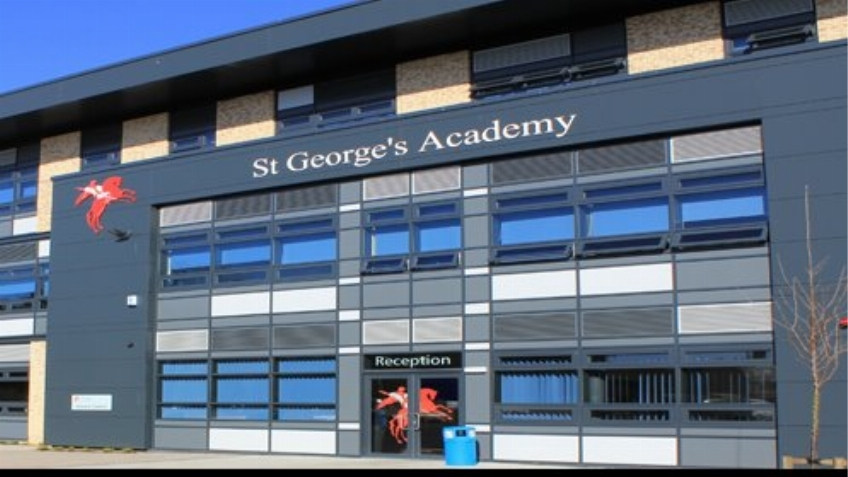 St George's Academy - LED Upgrades
