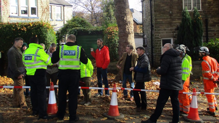 Sheffield Street Trees Legal Fund Continuation 2
