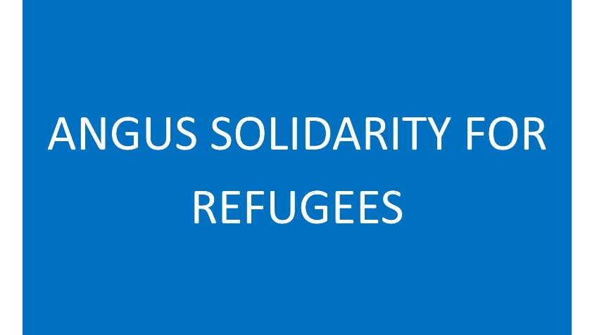 Angus Solidarity for Refugees