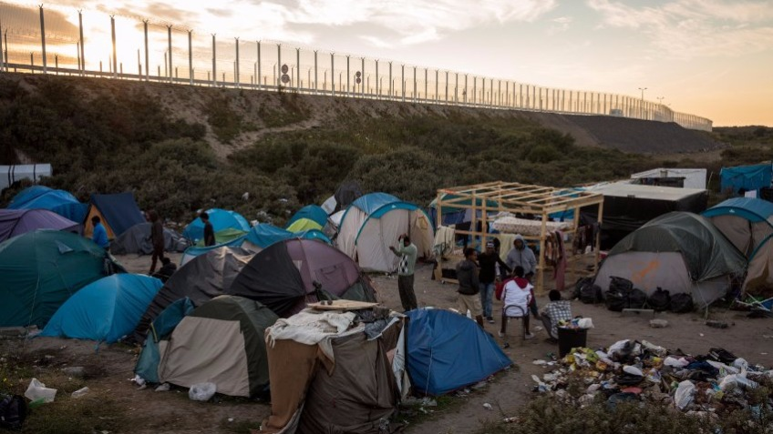(TARC) Take Action for Refugees in Calais