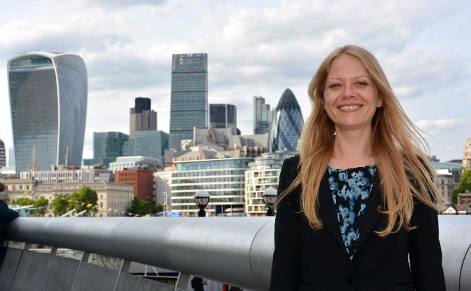 Sian for mayor - help greens win in london! image