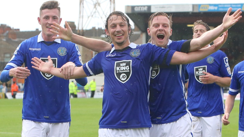 "Macclesfield Town ""10K Dash"""
