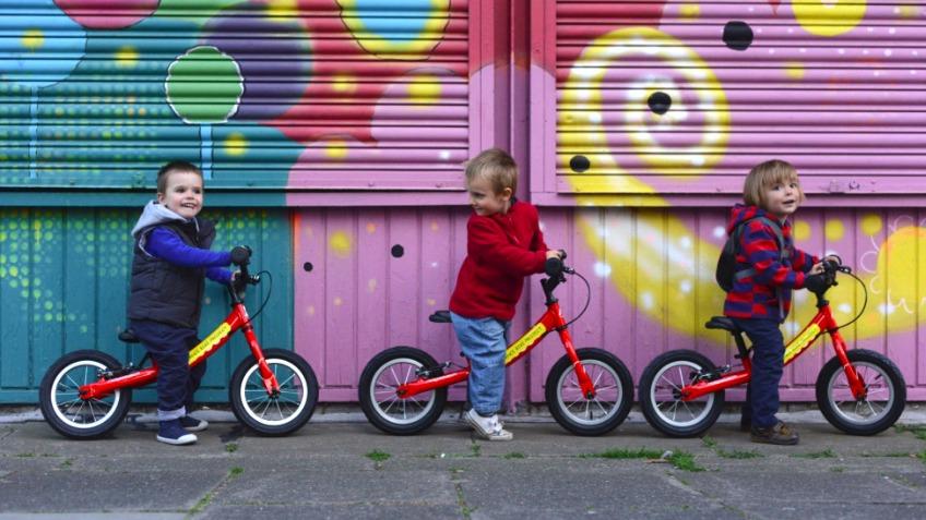 Balance Bike Project