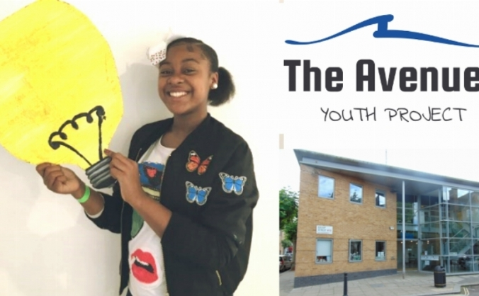 The avenues youth project - teenage peer support and... image