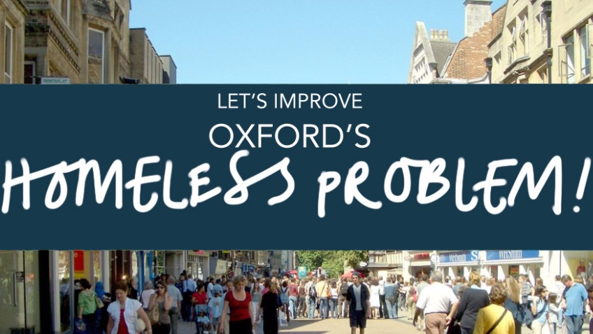 Students of Oxford Homelessness Donation Page