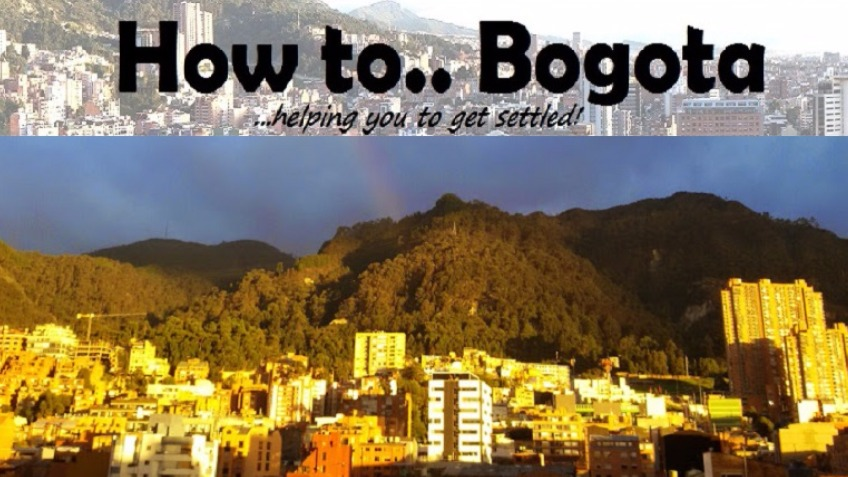 How to Bogotá blog - keeping it going!