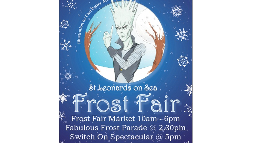St Leonards Frost Fair 2015