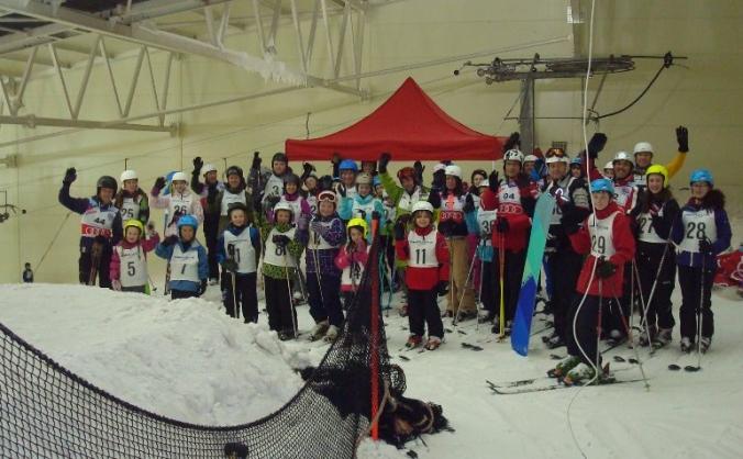 Arbroath ski club ski academy image