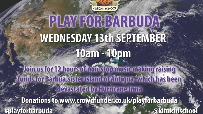 Play for Barbuda