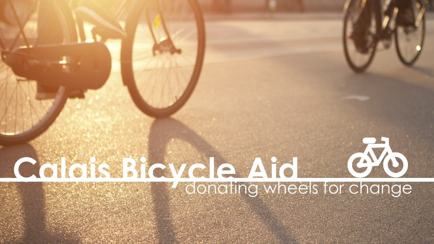 Calais Bicycle Aid: Donating Wheels for Change