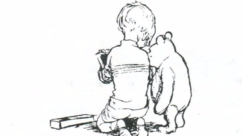 Original Christopher Robin and Pooh songs
