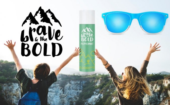 Brave & the bold: natural. outdoor. skincare image