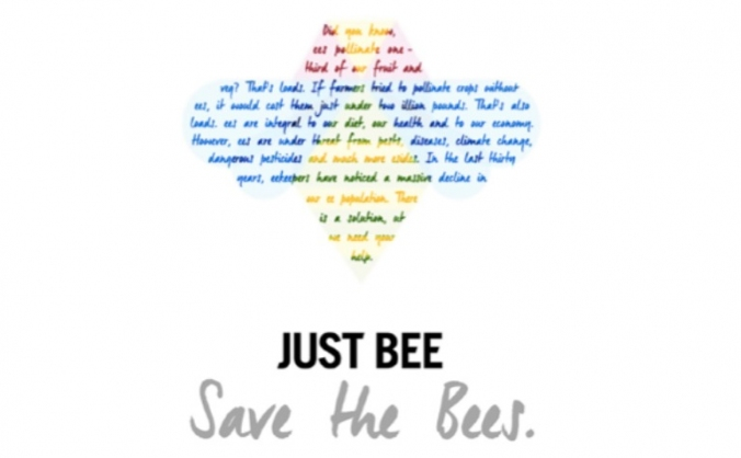 Project: save the bees image