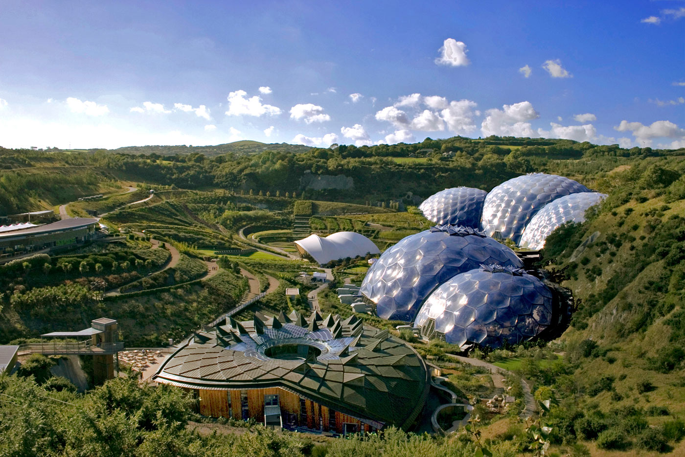Eden project bond image