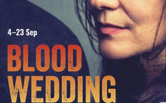 Blood wedding at the omnibus theatre image