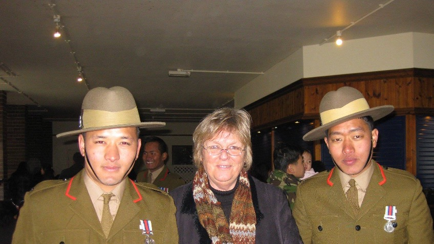 Parcels for Gurkhas