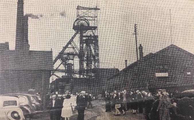 Astley green colliery remembrance project image