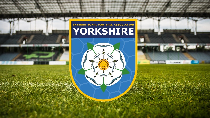 The Yorkshire International Football Team