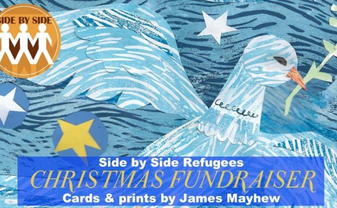 Side by side refugees image