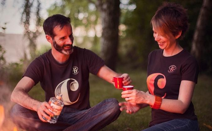Puddingstone distillery — campfire gin image