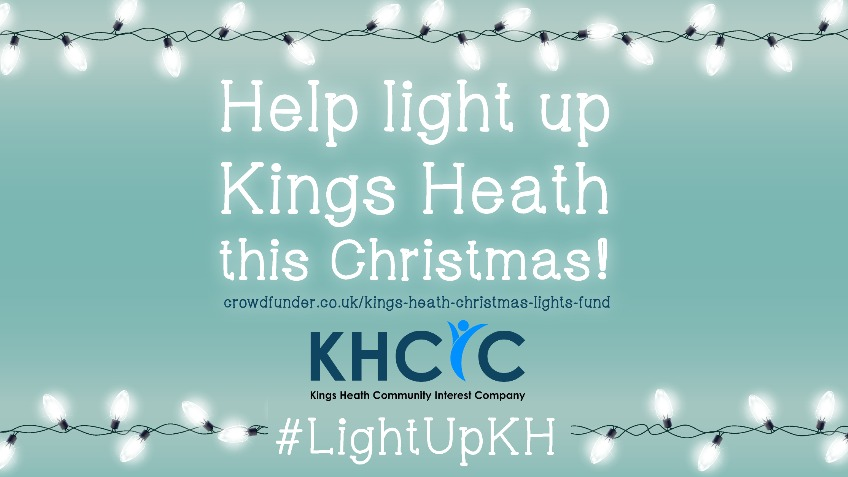 Kings Heath Christmas lights fund