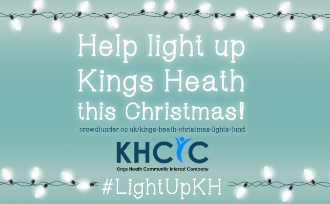Kings heath christmas lights fund image