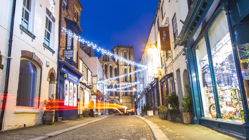 Support Ripon Christmas Lights