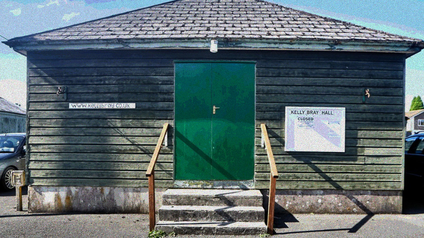Save Kelly Bray Village Hall