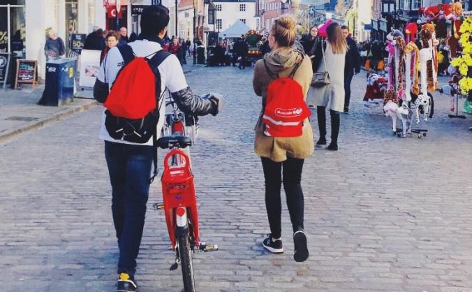 University of surrey - back the bike! image