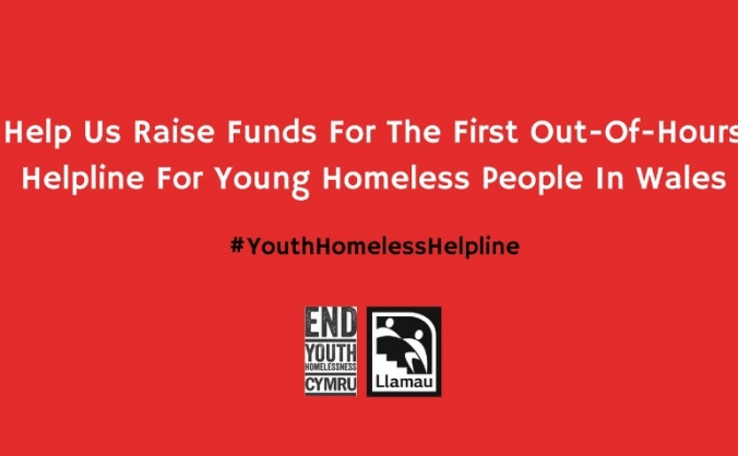 24 hour helpline for young homeless people image