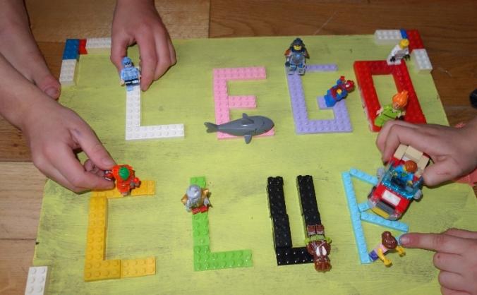 Alternative education lego group image