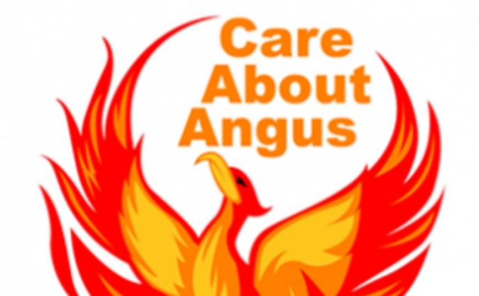 Care about angus image