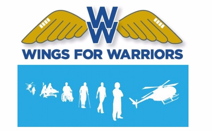 Wings for warriors image