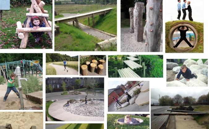 Westpark school playground redevelopment image