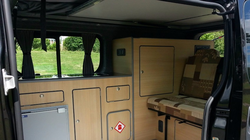 Camper Van Conversion Business