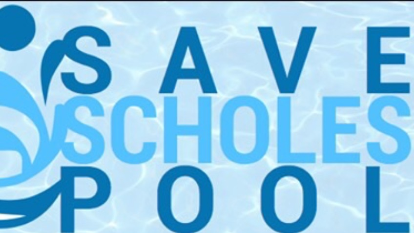 Save Scholes Pool - Autumn Term Campaign