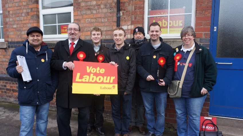 Fighting Fund For the Many:  Burton CLP