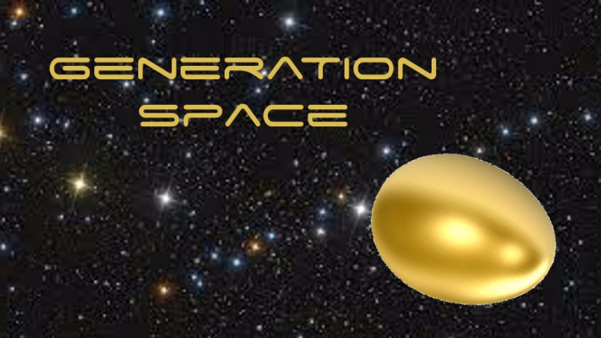 A Novel in Bits - Generation Space