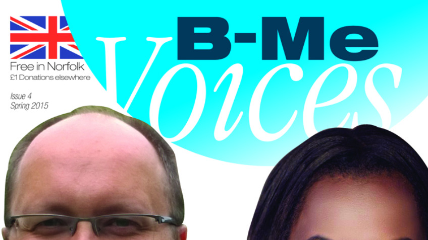 B-Me Voices Community Magazine