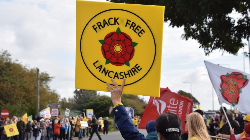 Frack Free Lancashire groups need your help